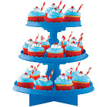Blue-cake-stand-from-Cosmos-party-boxes