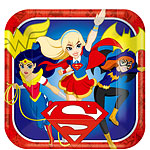 DC-Superheros-plates-from-Cosmos-party-Boxes