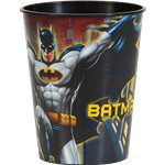 Batman-plastic-cup-from-cosmos-party-supplies