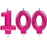 pink-100-cake-canndle-from-cosmos-party-supplies