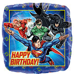 Justice-leauge-foil-balloon-from-cosmos-party-supplies