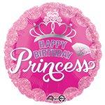 Princess-foil-balloon-from-Cosmos-party-supplies
