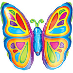 Butterfly-balloon-from-Cosmos-party-supplies