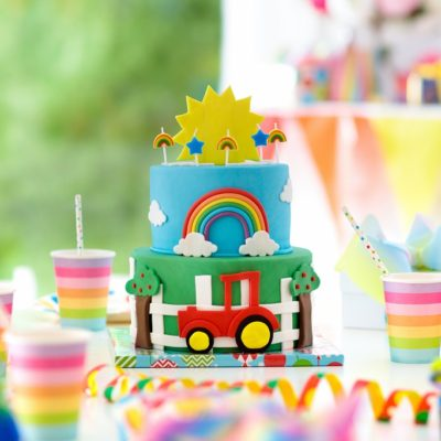 Toddler boxes from Cosmos Party Toys