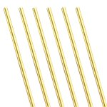 gold-paper-straws-from-Cosmos-party-boxes