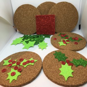 Christmas-Coaster-from-Cosmos-party-boxes