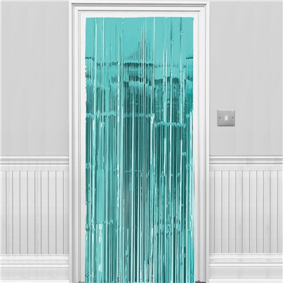 teal-door-curtain-from-Cosmos-party-boxes