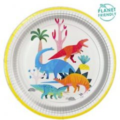 Little-Dinos-plate-from-Cosmos-party-boxes