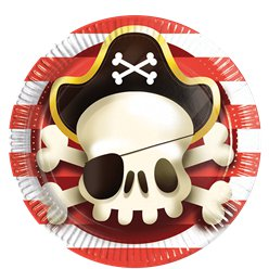 Captain-bones-plate-from-Cosmos-party-boxes
