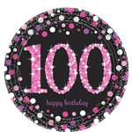 100th-plate-from-Cosmos-party-boxes-from-Cosmos-party-boxes