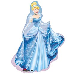 Cinderella-supershape-balloon-from-Cosmos-party-boxes