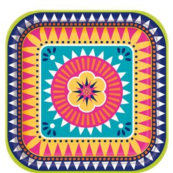 Boho-plate-from-Cosmos-party-boxes