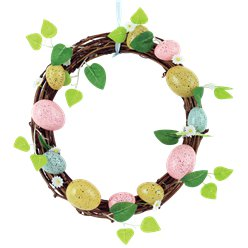 Easter-wreath-from-Cosmos-party-boxes